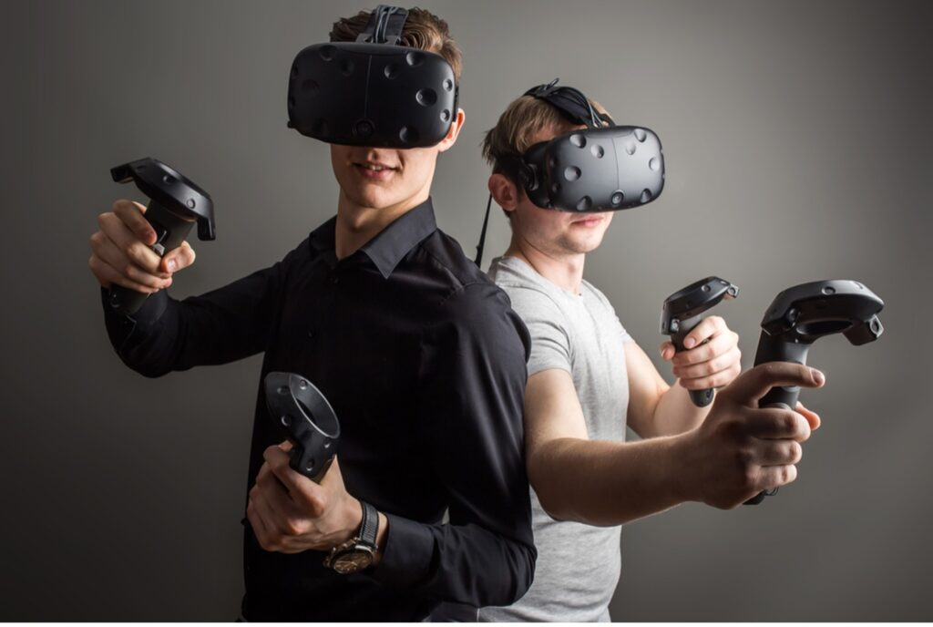 How To Play Online Games in VR   Techno FAQ